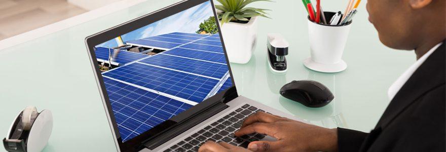 photovoltaïque en ligne