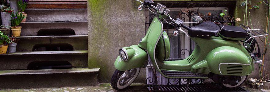 Acheter un scooter sur Paris