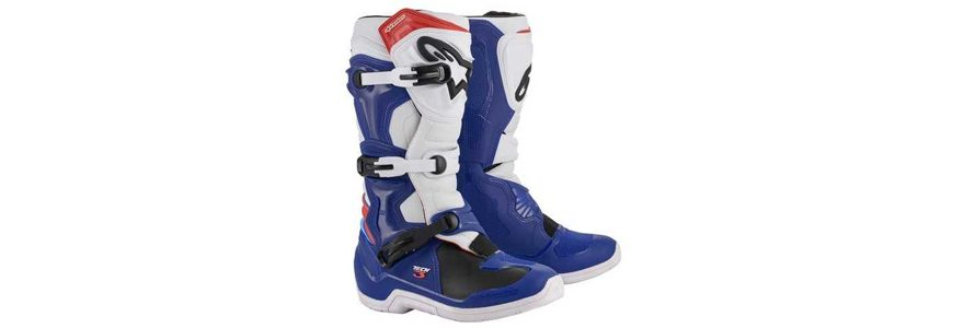 bottes de motocross