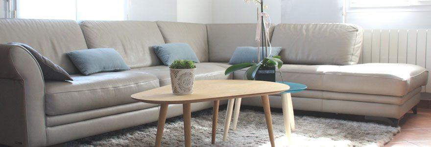 Canapés d'angle design