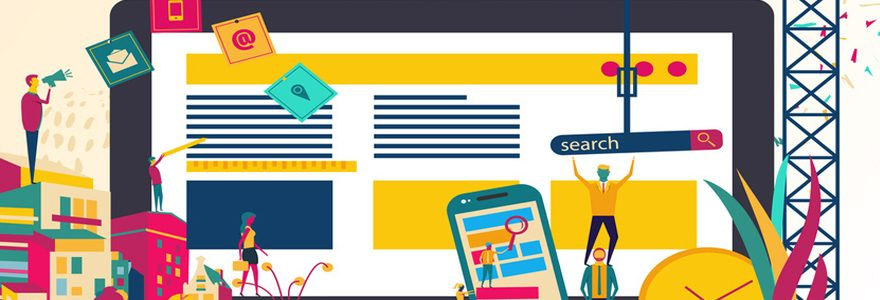Créer un site à partir d'un kit graphique