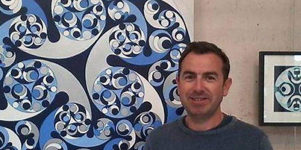 David Balade et l'art celtique