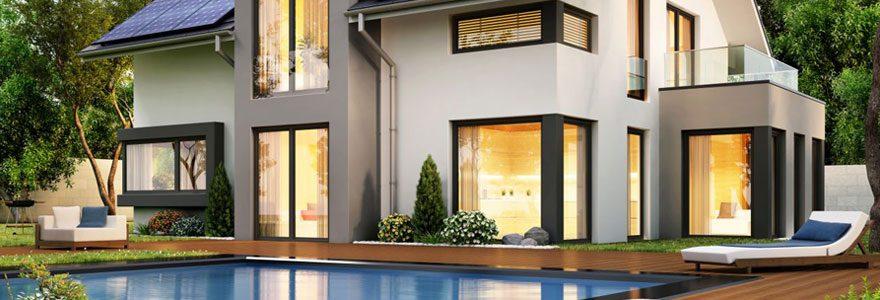 Des modèles de maisons