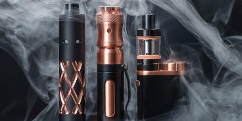 Des packs e-cigarette complets