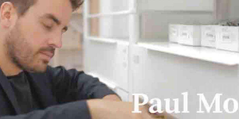 Comment Paul Morlet a-t-il percé dans le secteur de l'optique en France ?