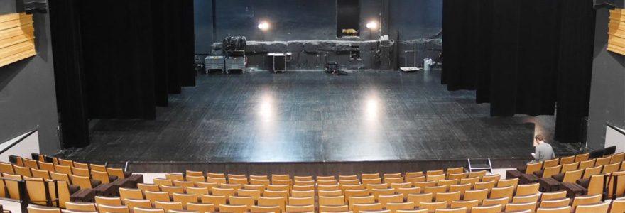 salle de spectacle associative à La Rochelle