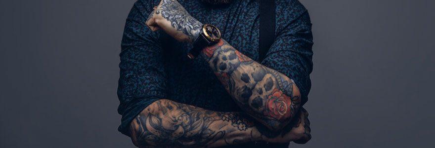 Salon de tatouage